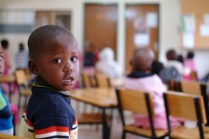Ein Beispiel für ein wichtiges Dumela-Projekt: das Kgothatso-Zentrum für Aids-Waisenkinder in Gabane/Botswana.